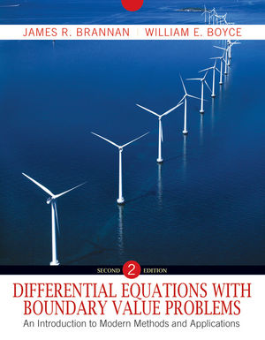 Differential Equations with Boundary Value Problems: An Introduction to Modern Methods and Applications, 2nd Edition