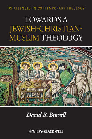 Towards a Jewish-Christian-Muslim Theology (0470657553) cover image