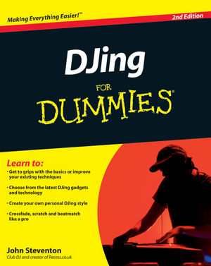 DJing For Dummies, 2nd Edition
