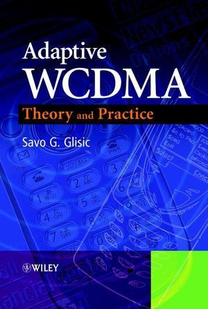 Adaptive WCDMA: Theory and Practice (0470859253) cover image