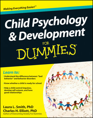 Child Psychology and Development For Dummies (0470918853) cover image