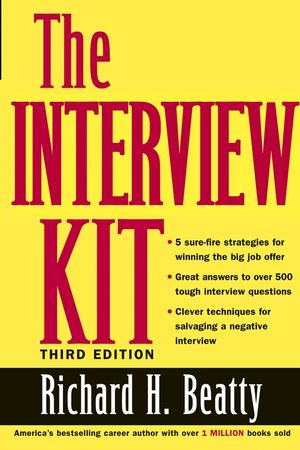 The Interview Kit, 3rd Edition