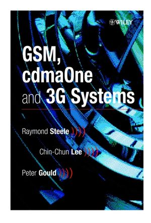GSM, cdmaOne and 3G Systems (0471491853) cover image