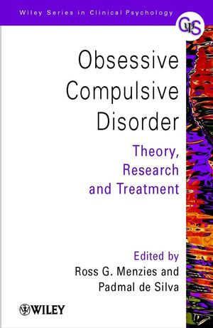 Obsessive-Compulsive Disorder: Theory, Research and Treatment (0471494453) cover image