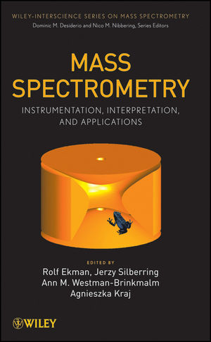 Mass Spectrometry: Instrumentation, Interpretation, and Applications (0471713953) cover image