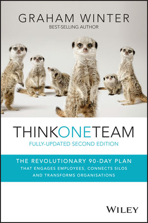 Think One Team: The Revolutionary 90 Day Plan that Engages Employees, Connects Silos and Transforms Organisations, 2nd Edition