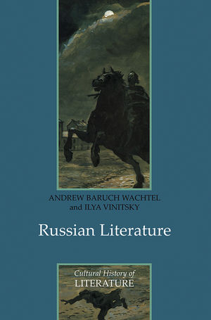 Russian Literature (0745636853) cover image