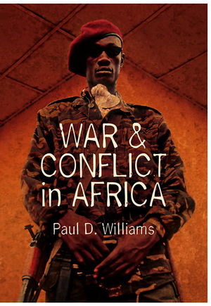 War and Conflict in Africa (0745645453) cover image