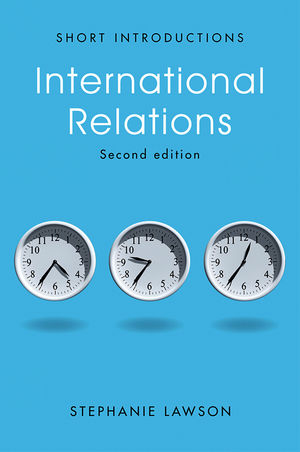 International Relations, 2nd Edition (0745650953) cover image