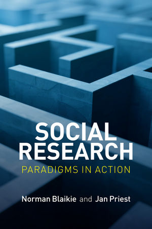 Social Research: Paradigms in Action (0745671853) cover image