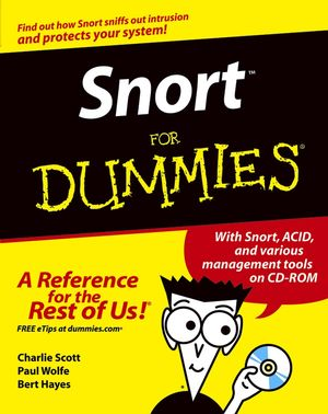 Snort�For Dummies (0764568353) cover image