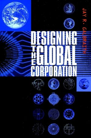 Designing the Global Corporation (0787952753) cover image