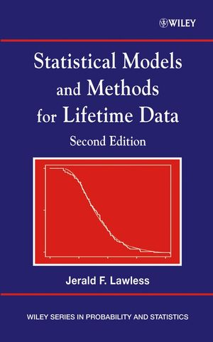 Statistical Models and Methods for Lifetime Data, 2nd Edition (1118031253) cover image