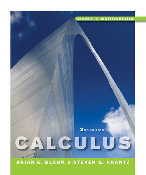 Calculus: Single and Multivariable, 2nd Edition (1118207653) cover image