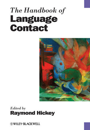 The Handbook of Language Contact (1118347153) cover image