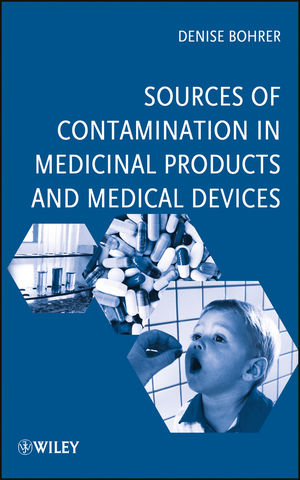 Sources of Contamination in Medicinal Products and Medical Devices (1118449053) cover image