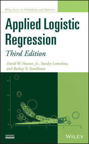 Applied Logistic Regression, 3rd Edition (1118548353) cover image