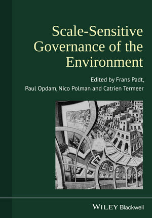 Scale-Sensitive Governance of the Environment (1118567153) cover image