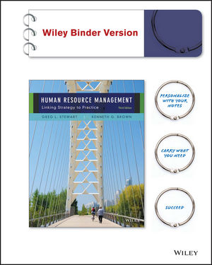 Human Resource Management, 3rd Edition