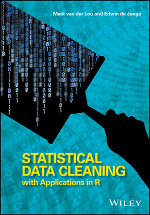 Statistical Data Cleaning with Applications in R (1118897153) cover image