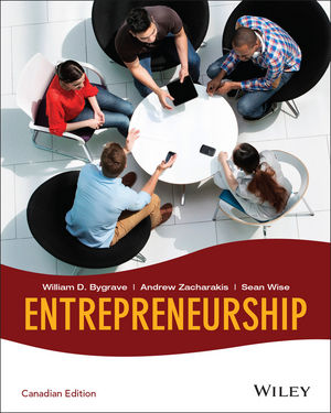 Entrepreneurship, Canadian Edition (1118906853) cover image