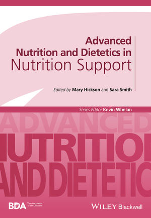 Advanced Nutrition and Dietetics in Nutrition Support (1118993853) cover image