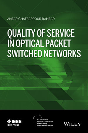 Quality of Service in Optical Packet Switched Networks (1119056853) cover image