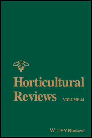 Horticultural Reviews, Volume 44 (1119281253) cover image