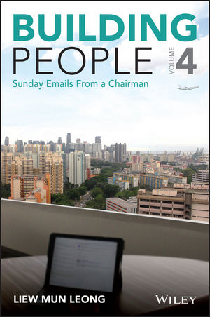 Building People: Sunday Emails from a Chairman, Volume 4