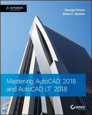 Mastering AutoCAD 2018 and AutoCAD LT 2018 (1119414253) cover image