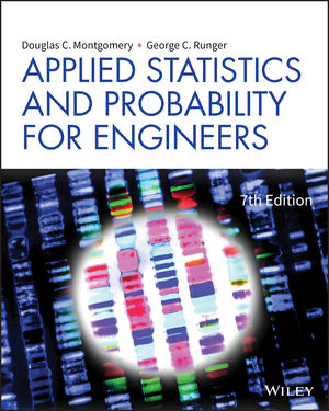 Applied Statistics And Probability For Engineers 7th Edition Wiley