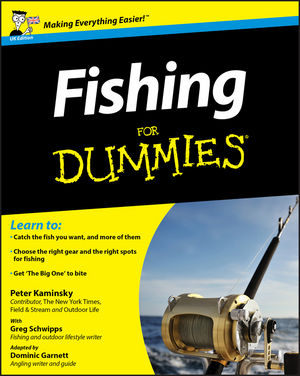 Fishing For Dummies, UK Edition