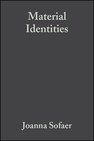 Material Identities (1405132353) cover image