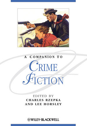 A Companion to Crime Fiction (1405167653) cover image