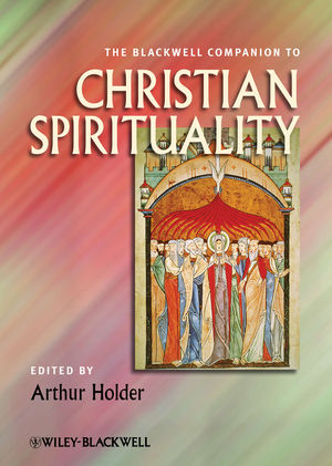 The Blackwell Companion to Christian Spirituality (1444337653) cover image