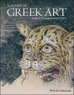 A History of Greek Art (1444350153) cover image