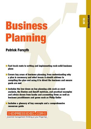 Business Planning: Enterprise 02.09