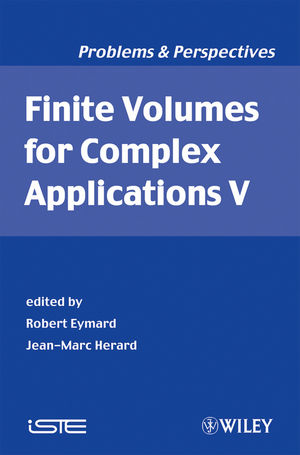 Finite Volumes for Complex Applications V (1848210353) cover image