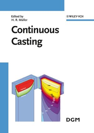 Continuous Casting: Proceedings of the International Conference on Continuous Casting of Non-Ferrous Metals (3527607153) cover image