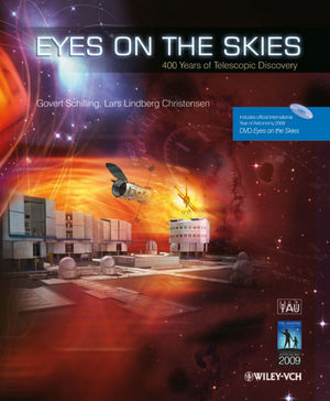 Eyes on the Skies: 400 Years of Telescopic Discovery (3527657053) cover image