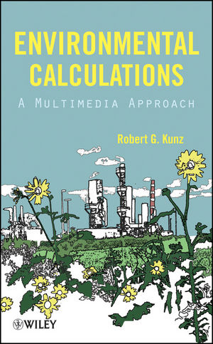 Environmental Calculations: A Multimedia Approach (0470139854) cover image