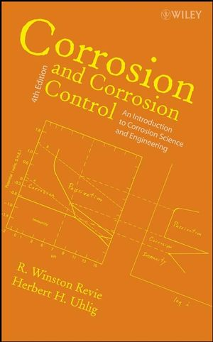 Corrosion and Corrosion Control, 4th Edition (0470277254) cover image