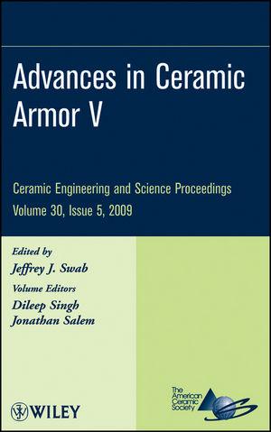 Advances in Ceramic Armor V, Volume 30, Issue 5