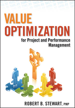 Value Optimization for Project and Performance Management (0470622954) cover image