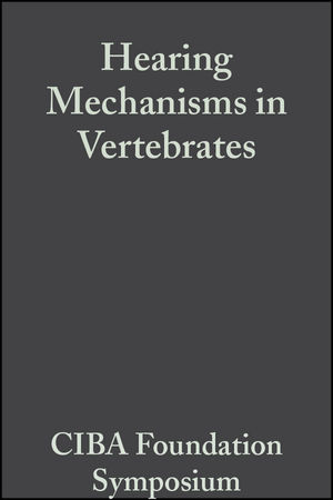 Hearing Mechanisms in Vertebrates