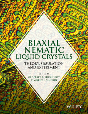 Biaxial Nematic Liquid Crystals: Theory, Simulation and Experiment (0470871954) cover image