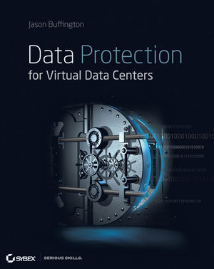 Data Protection for Virtual Data Centers (0470908254) cover image