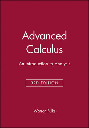 Advanced Calculus: An Introduction to Analysis, 3rd Edition (Reprint) (0471021954) cover image