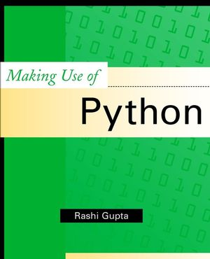 Making Use of Python (0471219754) cover image