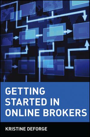 Getting Started in Online Brokers